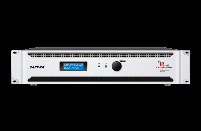 IP网络广播服务器